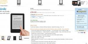 amazon screenshot, ecommerce optimisation
